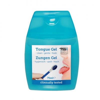 TS1 Gél pre hygienu jazyka 75ml