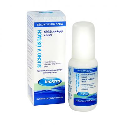 bioXtra gélový ústny sprej 50 ml