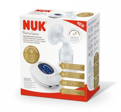 NUK Nature Sense Elektrická nabíjacia prsná pumpa
