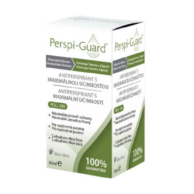 Perspi-Guard Maximum antiperspirant roll-on 30 ml + darček