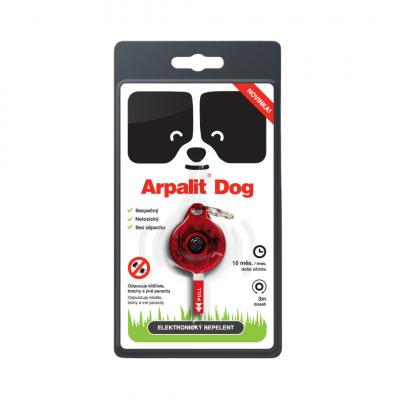 Arpalit Dog Elektronický repelent + Arpalit antiparazitný šampón 250ml ZDARMA